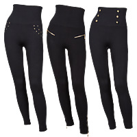 HOLLYWOOD PANTS - Pantalons Minceur