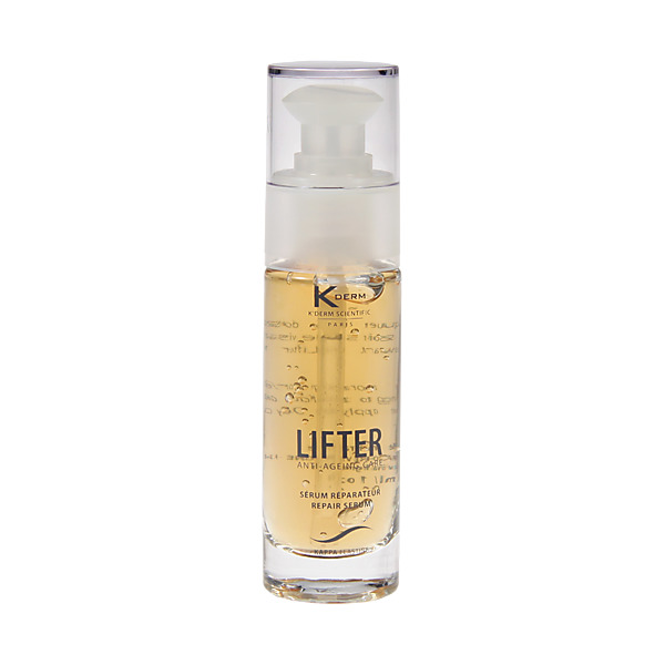 video K'DERM Lifter Anti-âge - Gel Réparateur